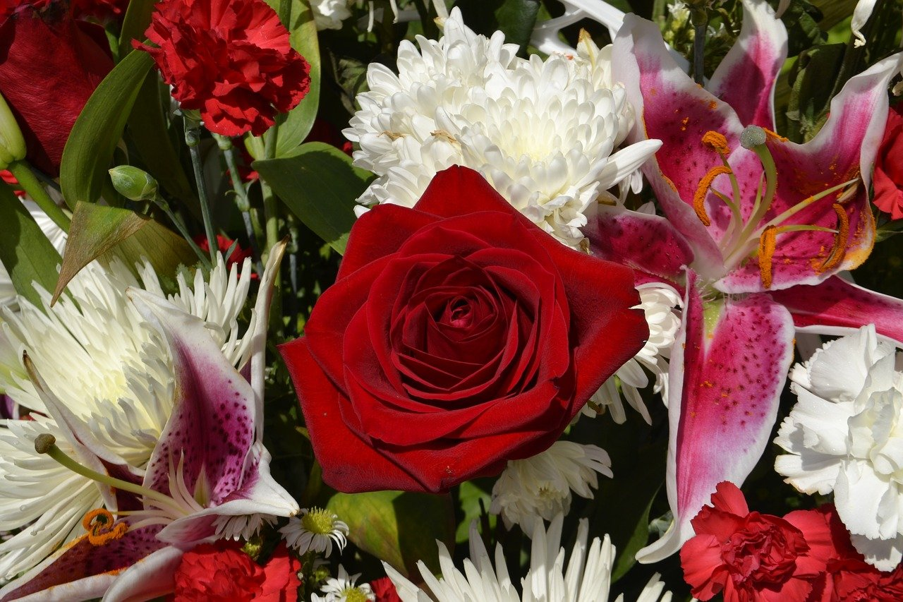 Prepaid funeral plans - flowers